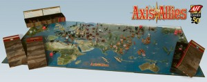 Axis & Allies game