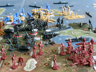 Games like axis and allies